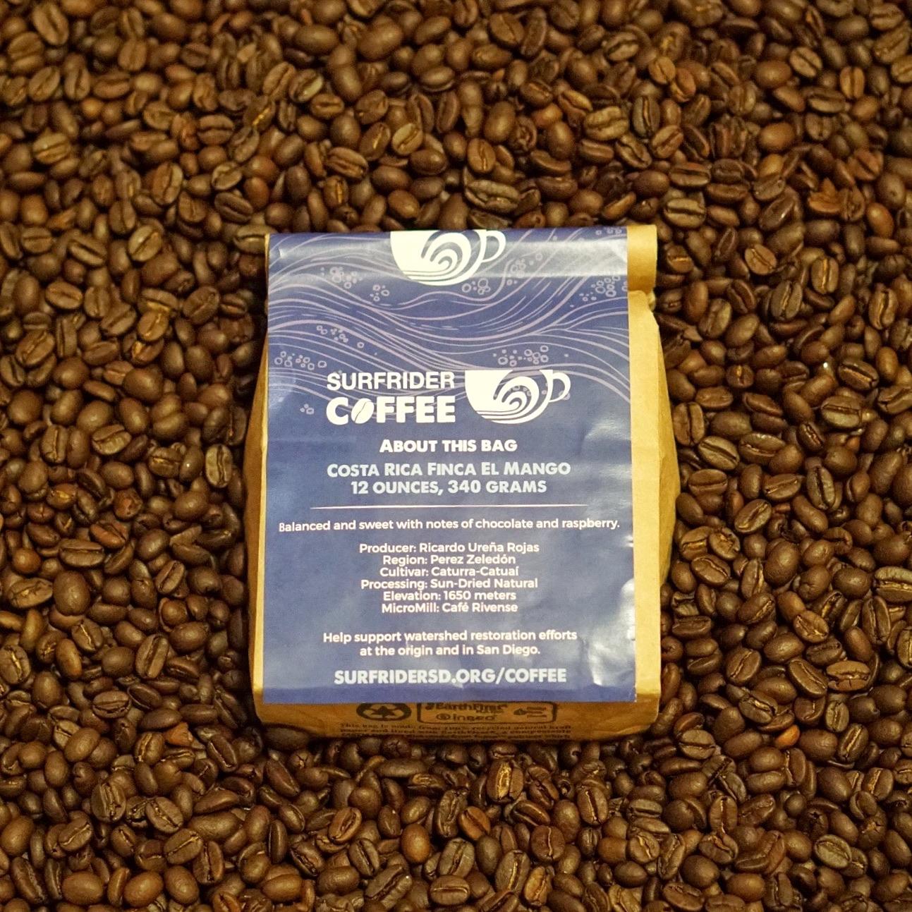 Surfrider Coffee at Caffè Calabria