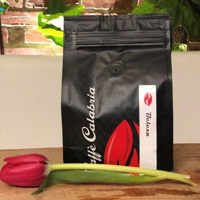 Beleza Blend coffee from Caffè Calabria